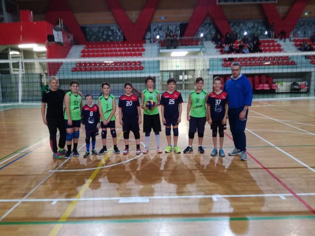 Usiogope Calendario.Under 14 Maschile Al Glicine Asd Marola Volley