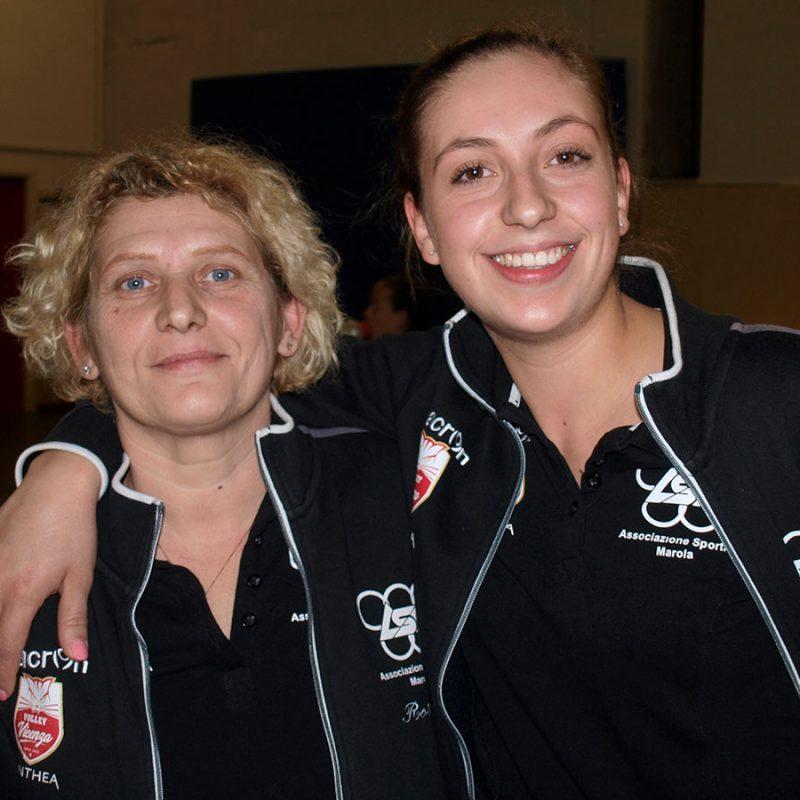 Sara Costa e Roberta Caner